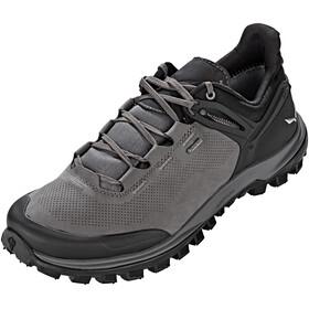 Salewa Wander Hiker GTX Shoes Men Black/Walnut
